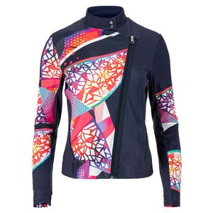 Women`s Phantom Moto Tennis Jacket