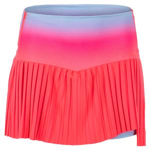 Women`s Hi-Sunset Pleated Tennis Skort