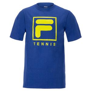 Men`s Essentials F-Box Tennis Tee