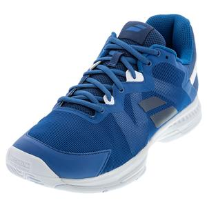 Men`s SFX 3 All Court Tennis Shoes Dark Blue