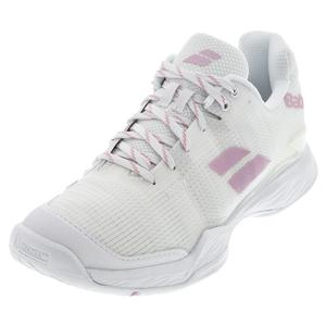 Women`s Jet Mach II All Court Tennis Shoes White
