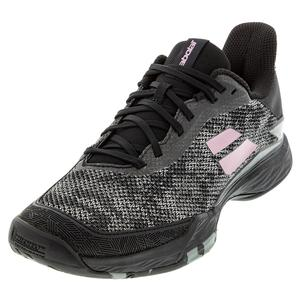 Women`s Jet Tere All Court Tennis Shoes Black and Pink