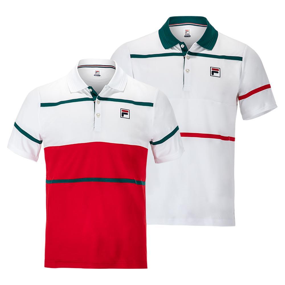 Men's Legend Tennis Polo
