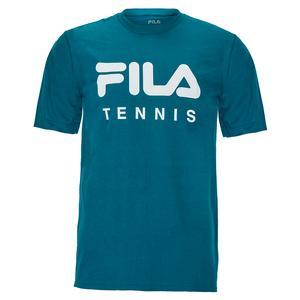Men`s Essentials Fila Tennis Tee