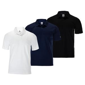 Men`s Essentials Drop Needle Tennis Polo