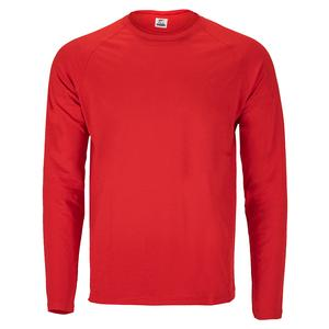 Men`s Essentials UV Blocker Long Sleeve Tennis Top