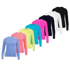 Women`s Breeze Long Sleeve Tennis Top