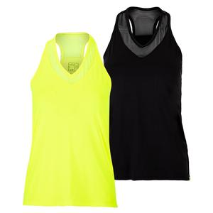 Women`s V-Neck Breeze Tennis Tank