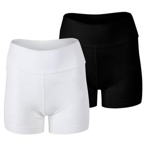 Women`s Hi-Brid Tennis Short