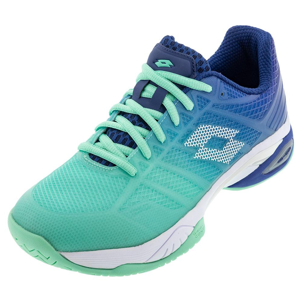 Lotto Womens Mirage 300 II Speed Tennis Shoe