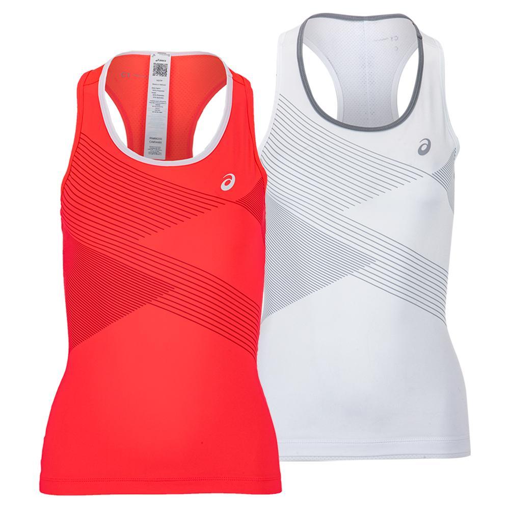 Women's Club Graphic Tennis Tank