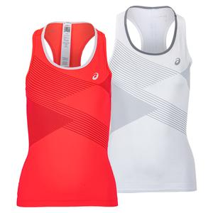 Women`s Club Graphic Tennis Tank