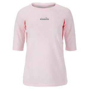 Women`s L. 3/4 Sleeve Tennis Top