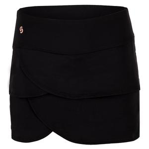 Women`s Blush Lady Tennis Skort Black