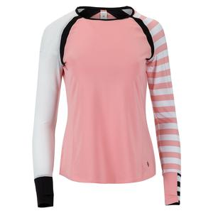 Women`s Blush Lady Tennis Long Sleeve