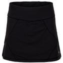 Women`s Essentials Power 15 Inch Tennis Skort 001_BLACK