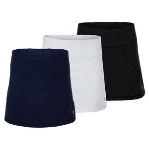 Women`s Essentials Power 15 Inch Tennis Skort