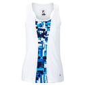 Women`s Essentials Racerback Tennis Tank 101_WHITE/CS_ST
