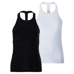 Women`s Essentials Halter Tennis Tank