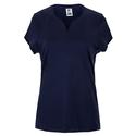 Women`s Essentials Tennis Cap Sleeve 412_NAVY
