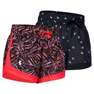 Girls` Sprint Printed Short