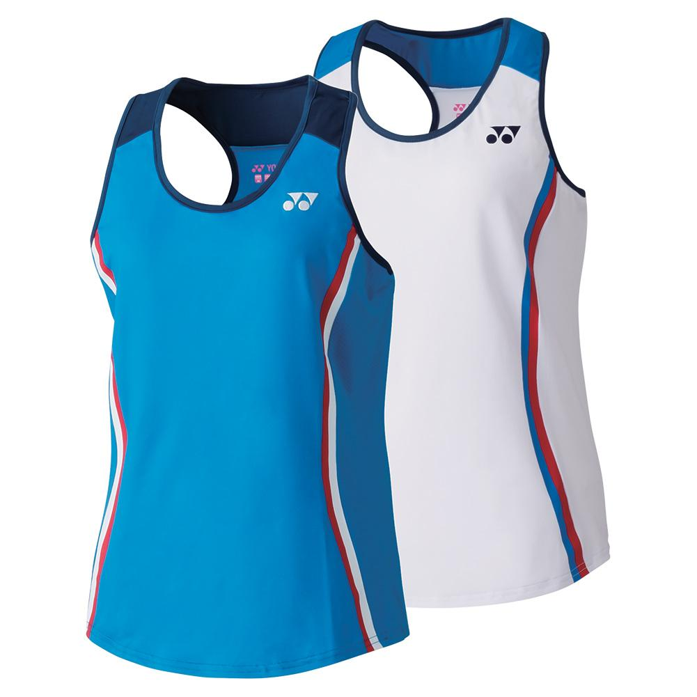 Women's Melbourne Tennis Tank With Sports Bra