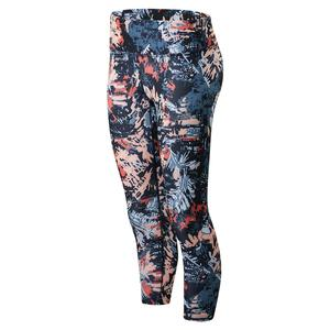 Women`s Accelerate Performance Capri Print