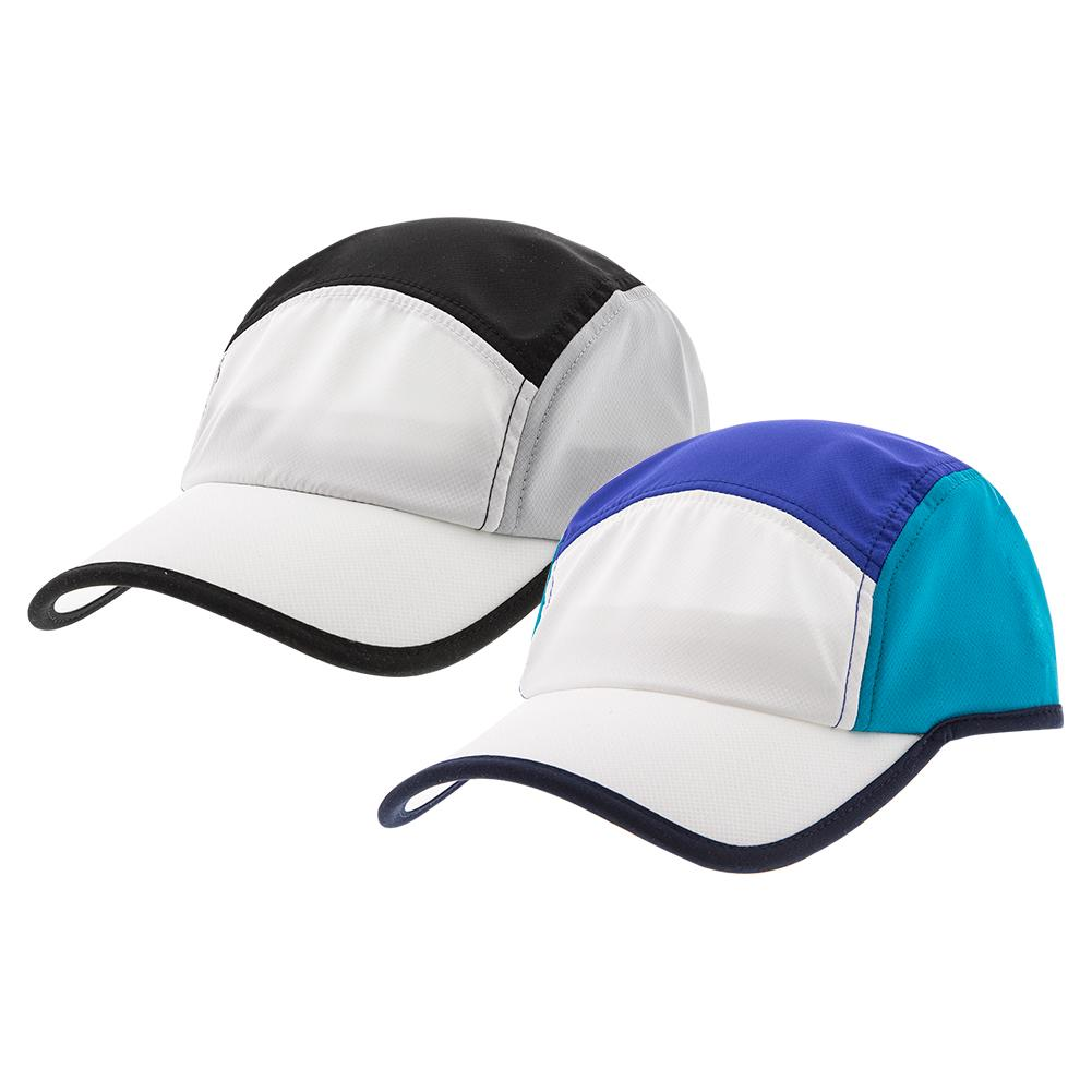 Men's Color Block Tennis Cap