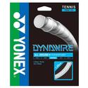 Dynawire Tennis String WHITE/SILVER