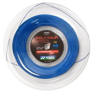 Poly Tour Pro Blue Tennis String Reel