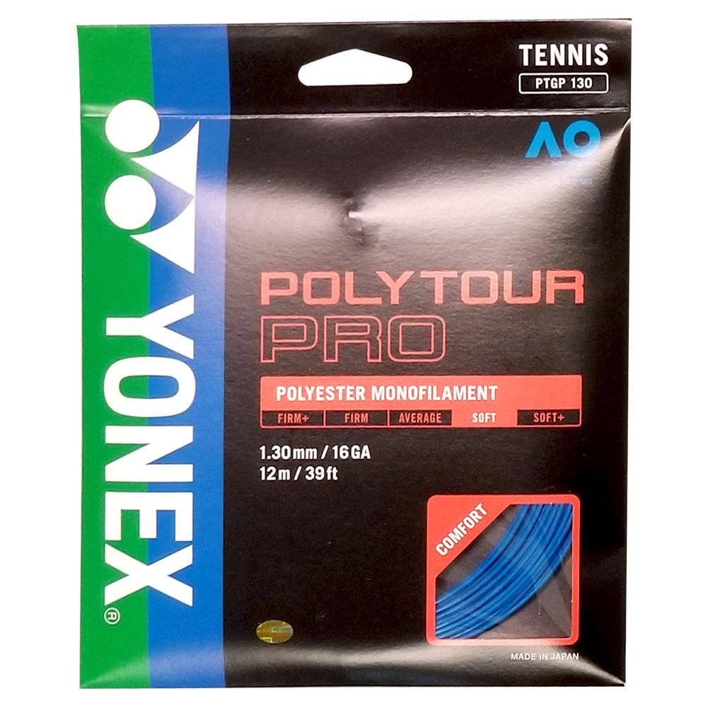 Poly Tour Pro Blue Tennis String