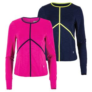 Women`s Victory Tennis Sunshirt
