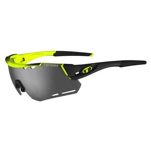 Alliant Sunglasses Race Neon with Smoke Lenses