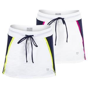 Women`s Mirror 13 Inch Tennis Skort