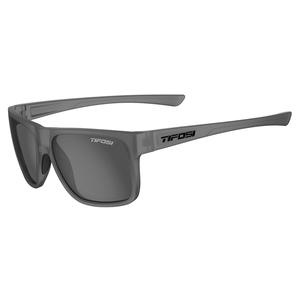 Swick Sunglasses Satin Vapor with Smoke Lenses