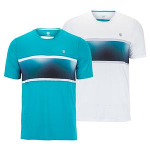 Men`s Hypercourt Express Tennis Crew Tee 2