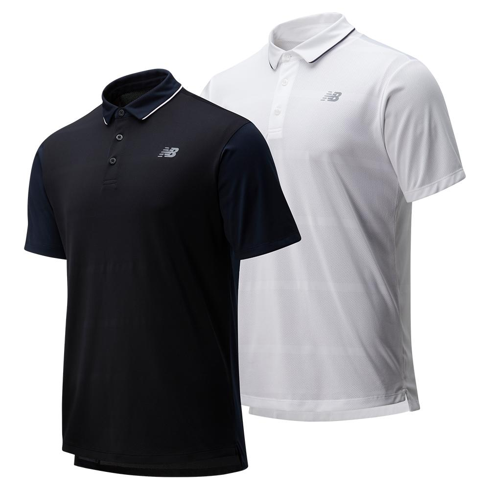 Men's Rally Performance Tennis Polo