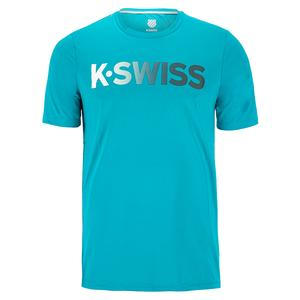 Men`s Hypercourt K-Swiss Tennis Tee