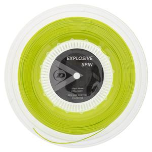 Explosive Spin Yellow 17G Tennis String Reel
