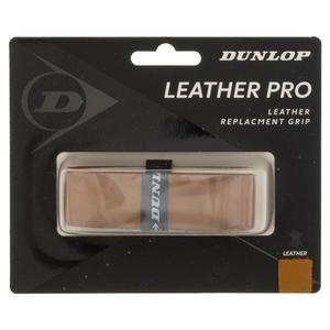 Leather Pro Replacement Tennis Grip Tan