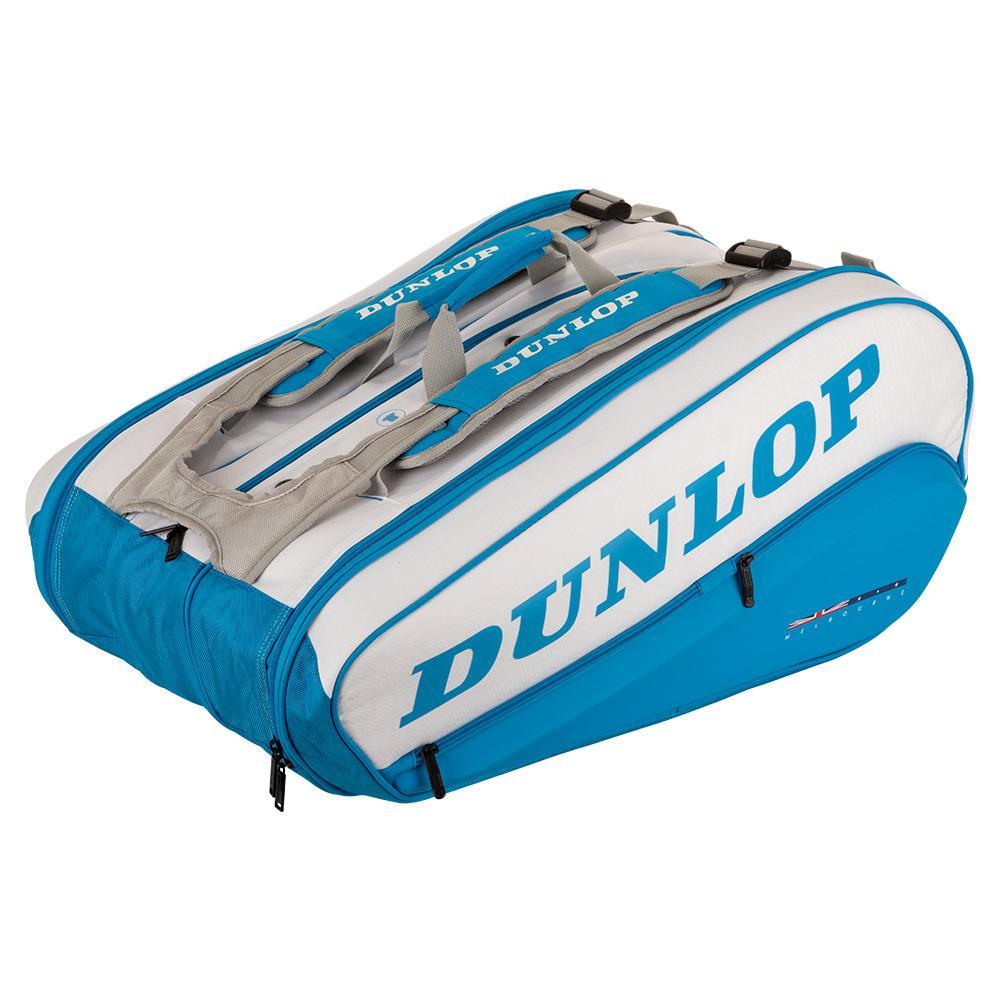 Melbourne Limited Edition 12 Pack Tennis Bag Blue