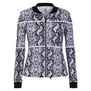 Women`s Donna Tennis Jacket Reptilia