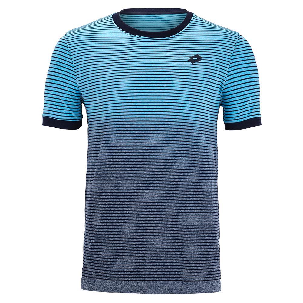 Men's Top Ten Ii Seamless Tennis Top