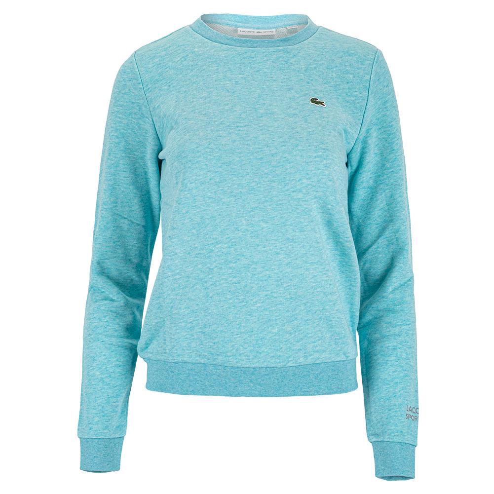 Women's Fleece Long Sleeve Tennis Top