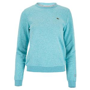Women`s Fleece Long Sleeve Tennis Top