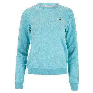 Women`s Fleece Long Sleeve Tennis Top