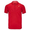Men`s Elite Tennis Polo 600_CLASSIC_RED
