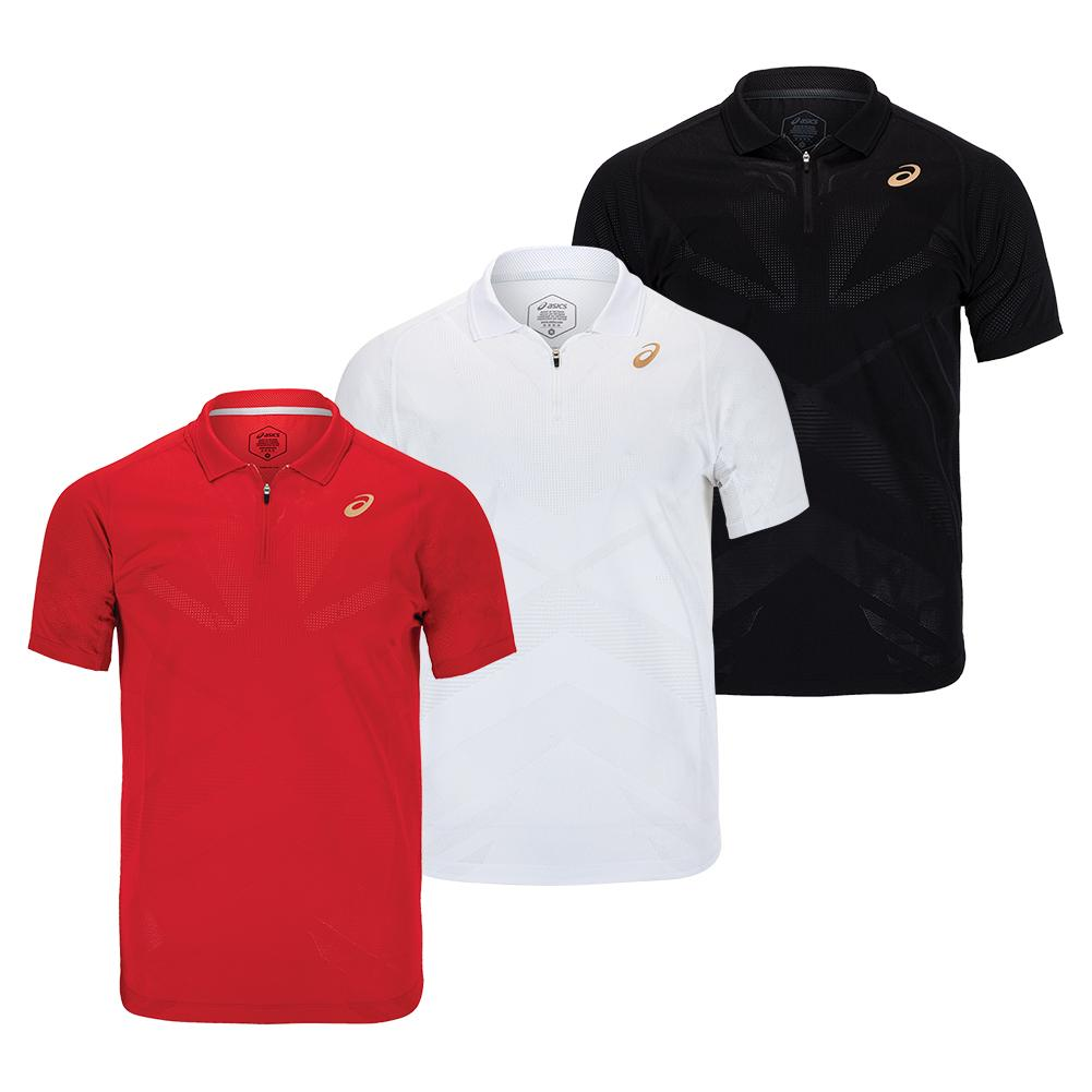 Men's Elite Tennis Polo
