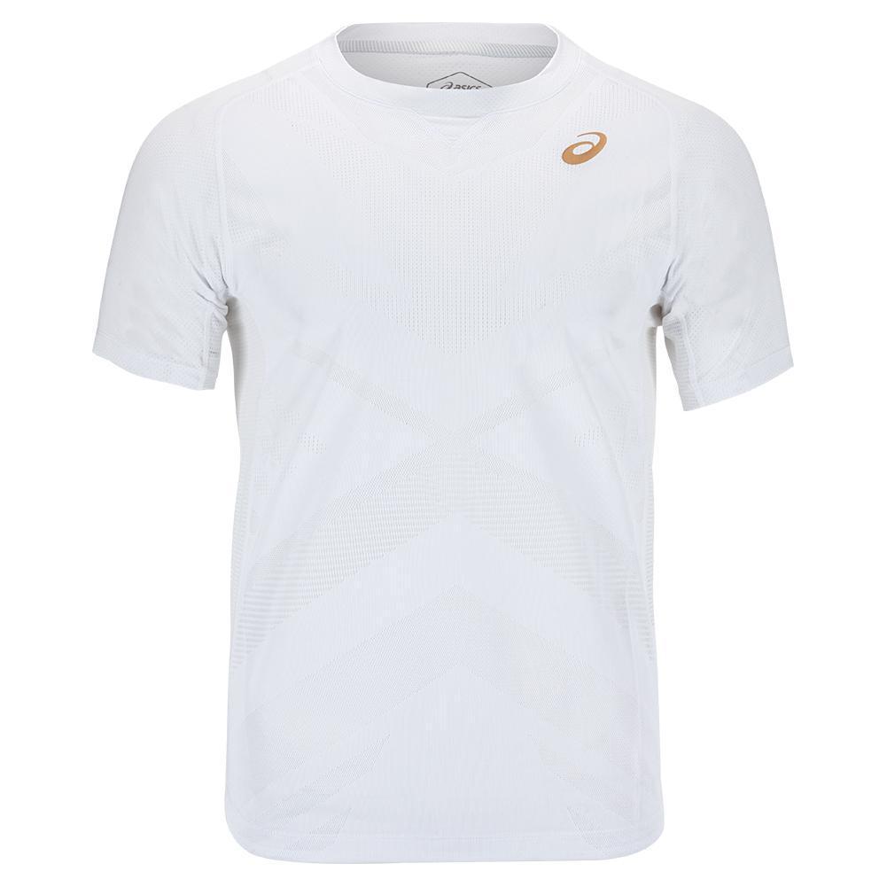 Men's Elite Short Sleeve Tennis Top
