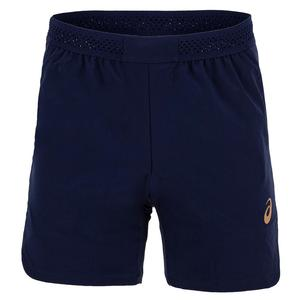 Men`s Elite 7 Inch Tennis Short